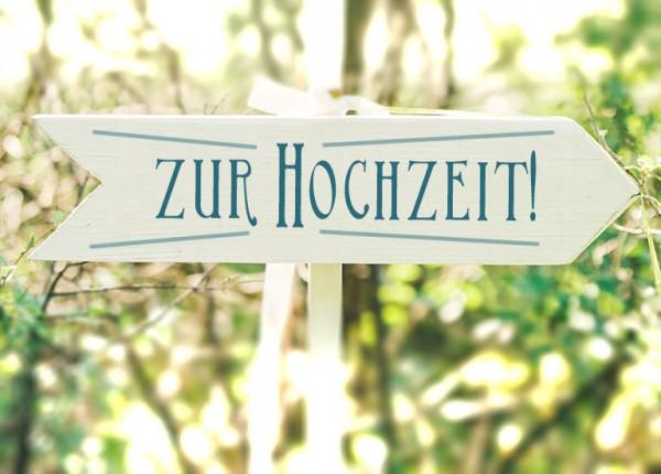 Individuelle Hochzeits-Papeterie Hannover   Save the date Einladungskarte Antwortkarte Schild