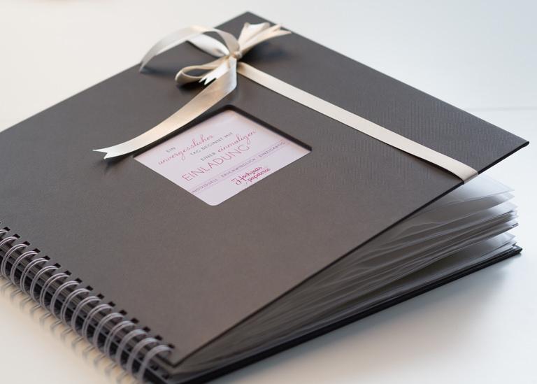 Individuelle Hochzeits-Papeterie Hannover | Gästebuch