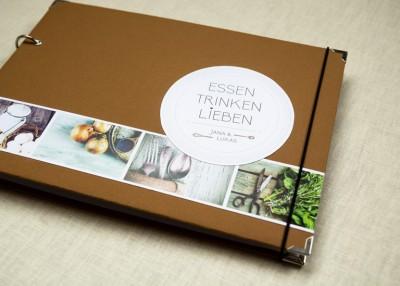 Individuelle Hochzeits-Papeterie Hannover   Save the date Einladungskarte Gästebuch Kochbuch