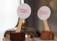 Individuelle Hochzeits-Papeterie Hannover | Tischdecke Programmheft Menü Tagesablauf