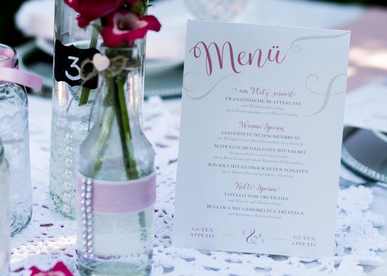Individuelle Hochzeits-Papeterie Hannover | Save the date Einladungskarte Antwortkarte Tischdeko Menükarte
