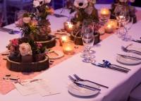 Individuelle Hochzeits-Papeterie Hannover | Menükarte Tischdeko