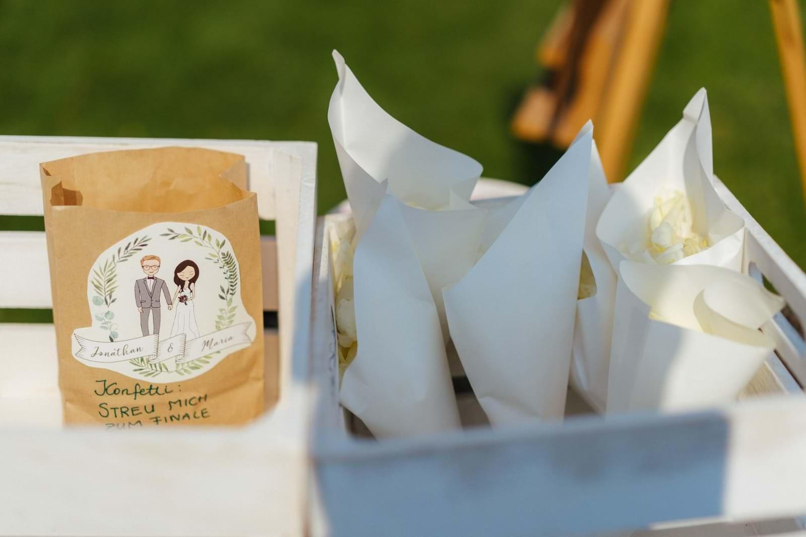 Individuelle Hochzeits-Papeterie Hannover   Fächer Programmheft Menü Tagesablauf Tischkarten