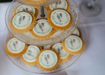 Individuelle Hochzeits-Papeterie Hannover | Tischdekoration
