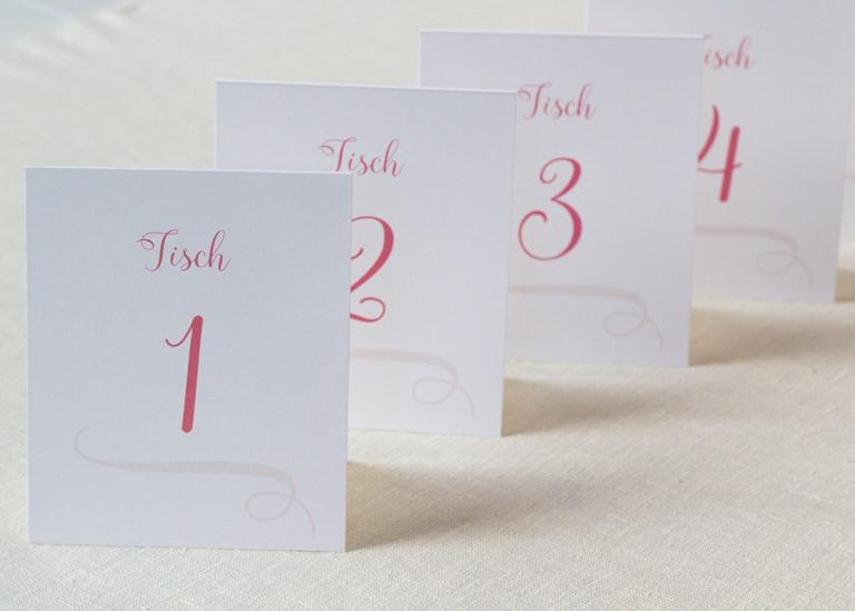 Individuelle Hochzeits-Papeterie Hannover | Save the date Einaldungskarte Tischkarten